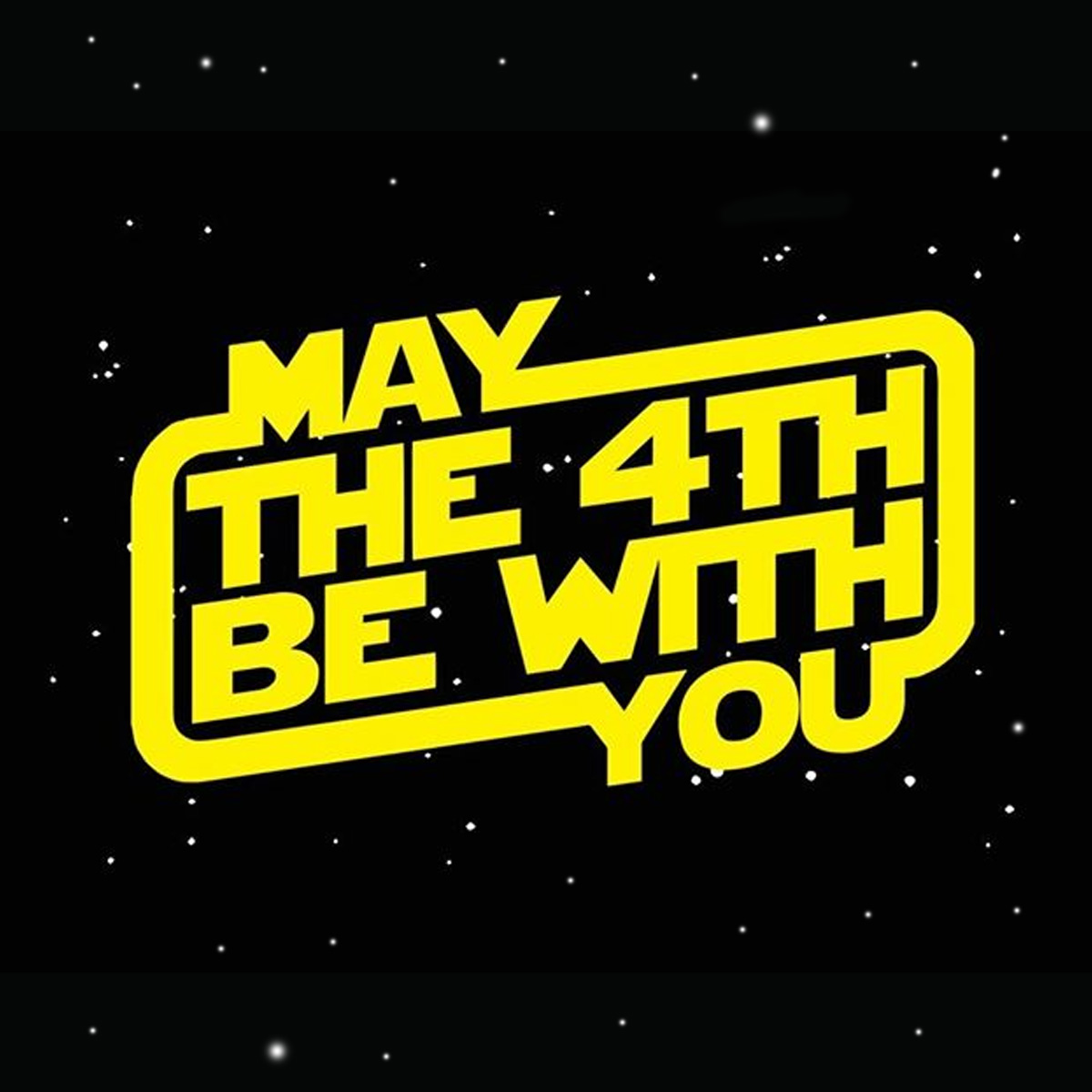 May The Fourth Be With You – Party Time Excellent Star Wars Party ...